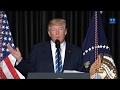 Trump Speaks To Law Enforcement Summit - Full Speech To MCCA