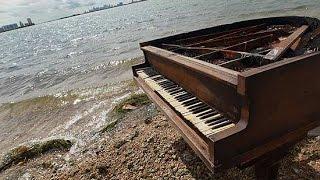NATUREZA, PIANO E MAR PARA RELAXAR E ESTUDAR parte 1 (legendado)