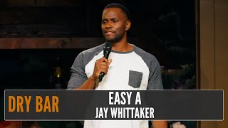 Kicked Out of NWA For Good Grades, Jay Whittaker