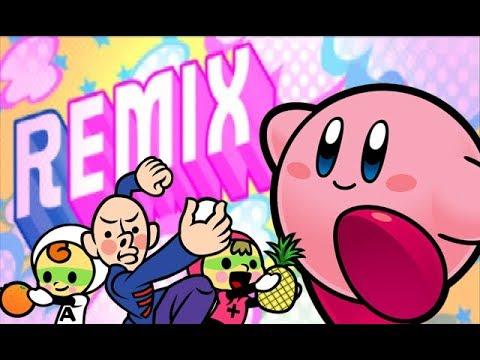 Rhythm Heaven (Custom Remix) - Gourmet Race ~ Kirby Super Star