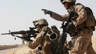 Морская пехота США в Афганистане-реальный бой 1080p HD | Война в Афганистане