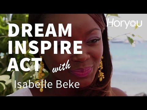 Isabelle Beke @ Cannes 2014 - Dream Inspire Act by Horyou