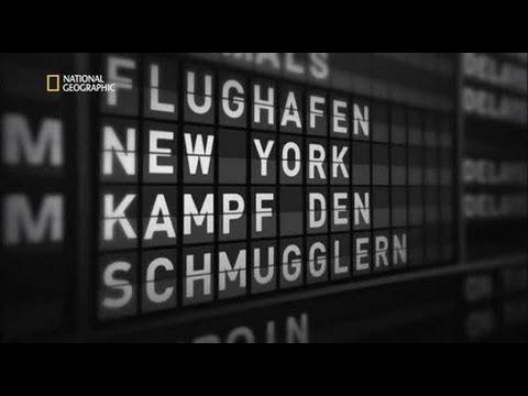 Flughafen New York: Kampf den Schmugglern ( GERMAN DOKU )