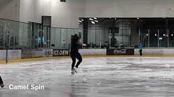 Adult Figure Skating @ Ice Den Chandler AZ