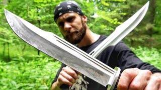 $1000 Huge Unboxing (Spartan Sword,Bowie Knife...) Doomsday Box
