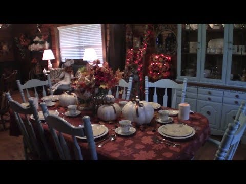 Fall Home Tour Collaboration~Hosted by Daveda Lane