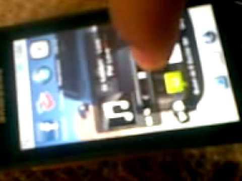 tema android para samsung s5620