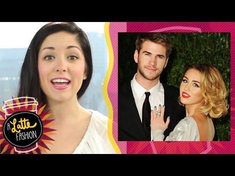 Miley Cyrus' Engagement Ring TOPS Fashion Headlines!