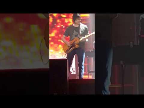 Paul Waaktaar guitar May 6, 2016