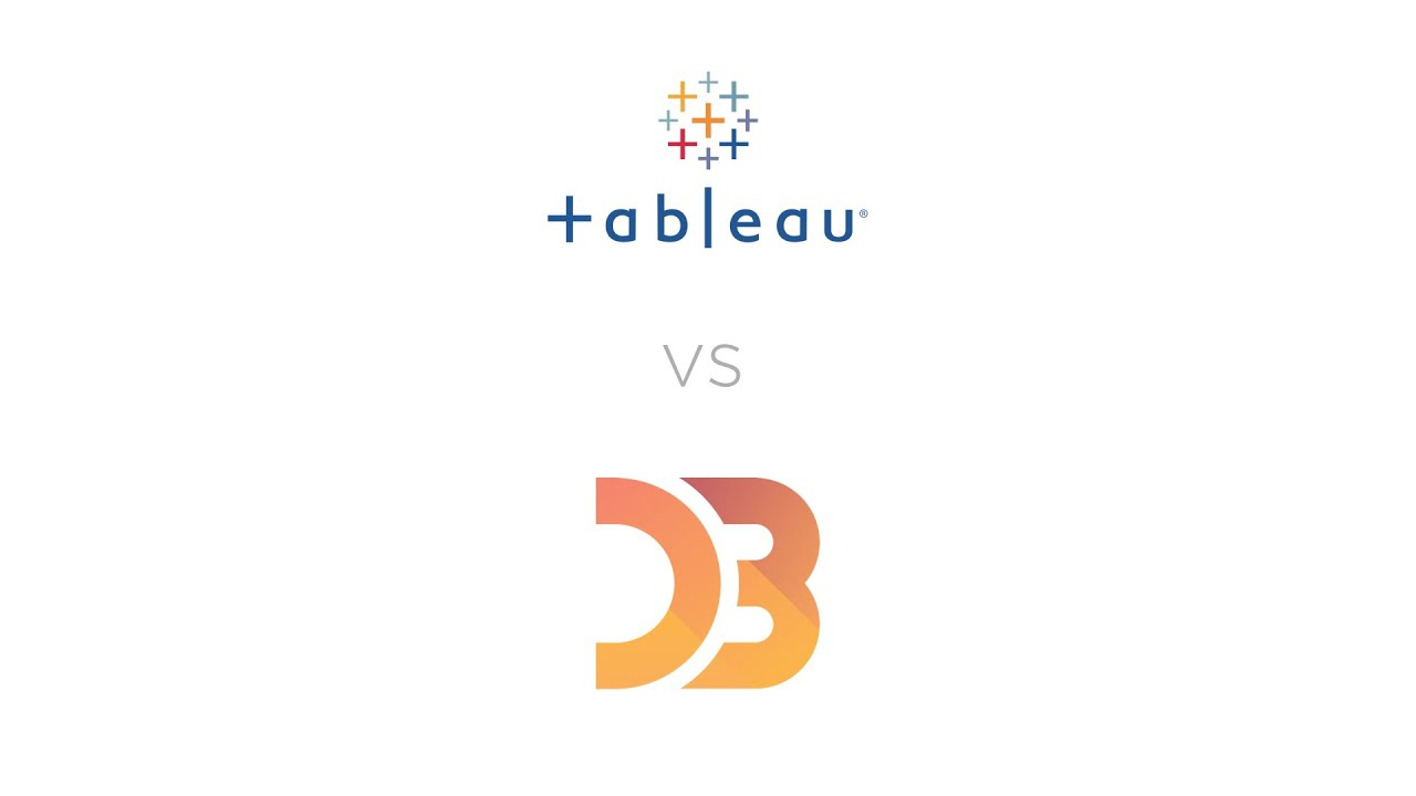 Tableau vs D3 - Which one should I use? - Ben Sullins | Data Geek