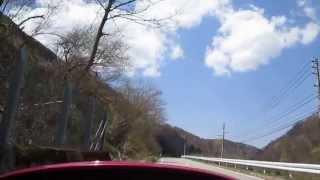 長野県道20号 by スカイウェイブ250タイプS(CJ44)。