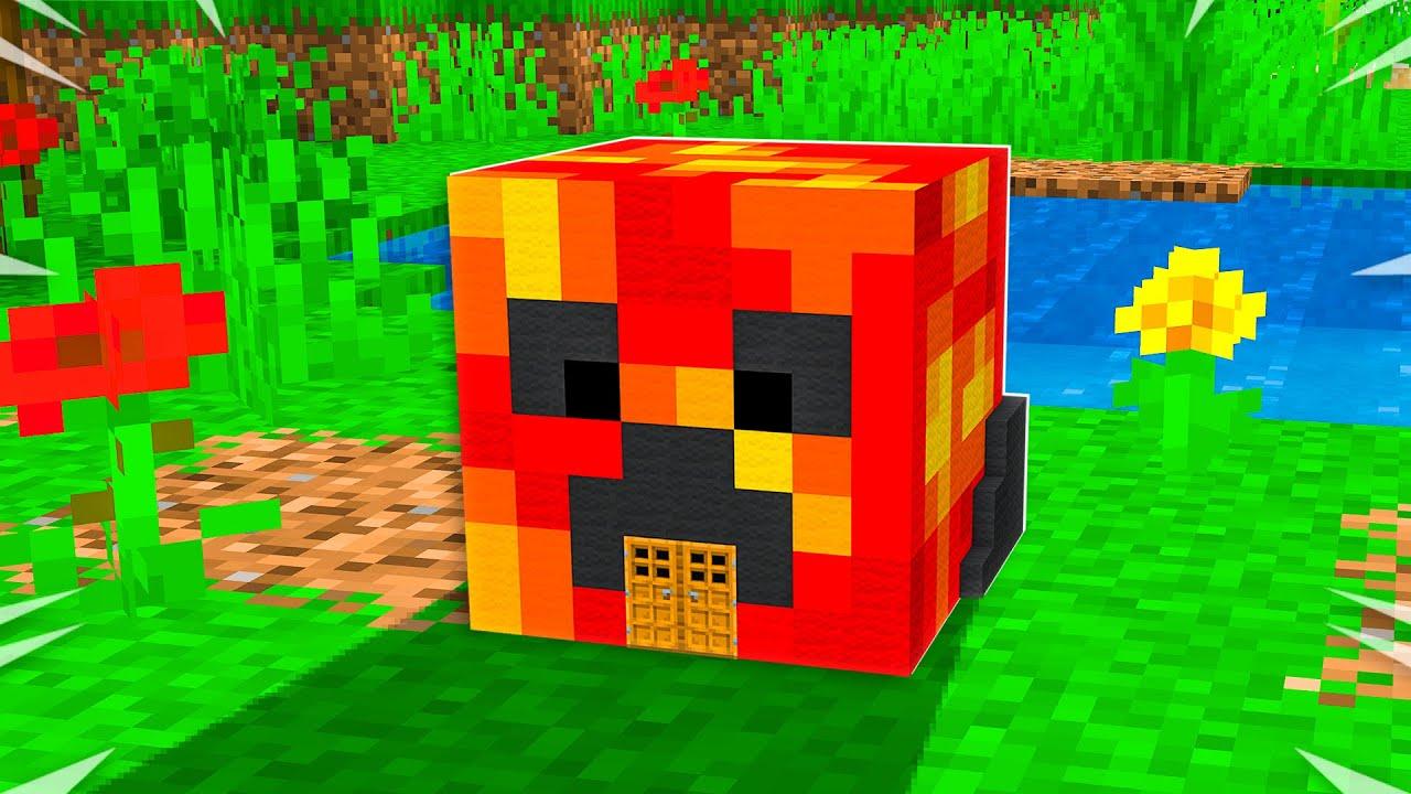 Download Preston vs Brianna TINY Minecraft House Battle!