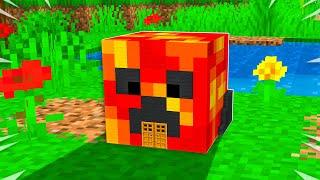Preston vs Brianna TINY Minecraft House Battle!