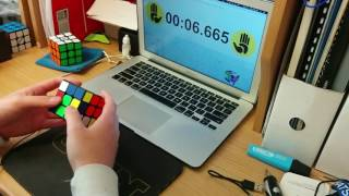 Ten 5 Second Solves With Roux Method