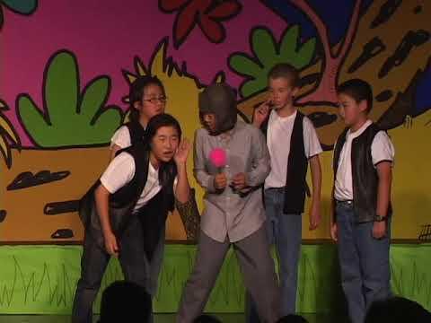 2009 Seussical Jr. Musical Part 2/3 [Laguna Road Elementary School 6th Grade Play]