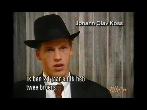 World Championships Allround Innsbruck 1990 - Koss interview + impression