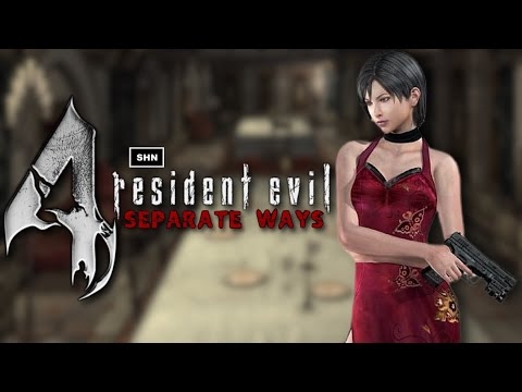 Resident Evil 4: Separate Ways  Full HD 1080p/60fps Longplay Walkthrough Gameplay No Commentary