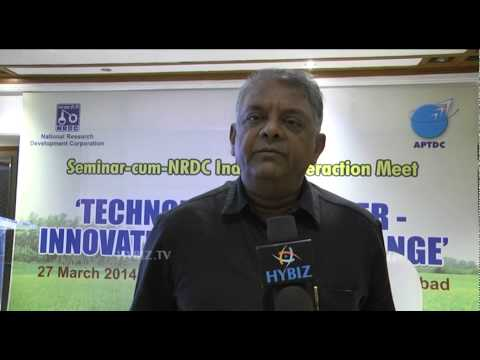 D Nuthan Technologies UAS Bangalore Commercialization