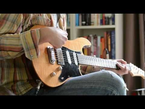 Yamaha Guitar Development Mod of the Month: Pacifica 812V (demo'd with THR10)