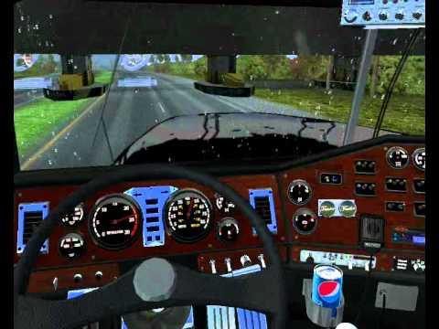 18 Wos Haulin 1995 Freightliner Fld120 Custom Youtube