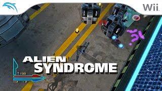 Alien Syndrome | Dolphin Emulator 5.0-7391 [1080p HD] | Nintendo Wii
