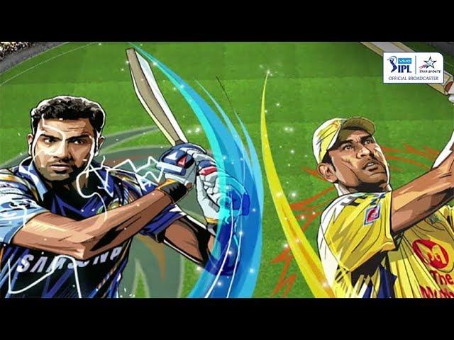 #VIVOIPL 2018: Mumbai Indians vs Chennai Super Kings #1