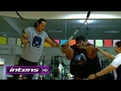 Ade Rai jadi 'personal trainer' Arya Permana, anak obesitas 190 kg