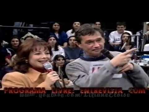 Sandy E Junior - Programa Livre 1999 (Divulgação CD Era Uma Vez Ao Vivo) COMPLETO