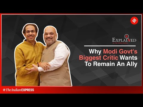 BJP & Shiv Sena | Explained: Why Modi Govt's Biggest Critic Wants To Remain An Ally?