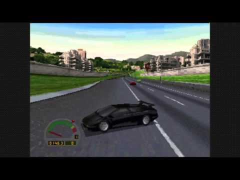 Panasonic 3D0 Need for Speed - Gameplay