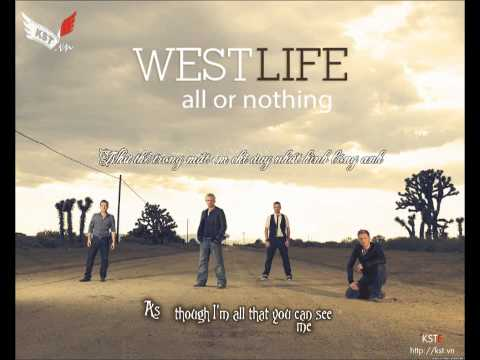 [Vietsub] All or Nothing - Westlife