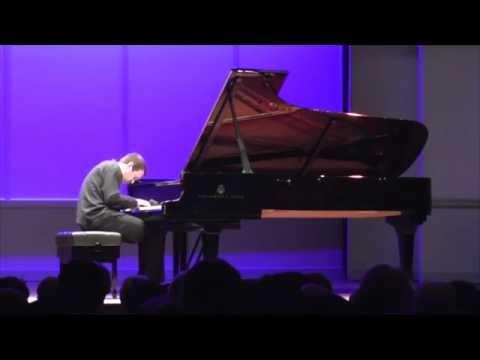 Eldar Nebolsin plays Beethoven Piano Sonata op 109, num 30.