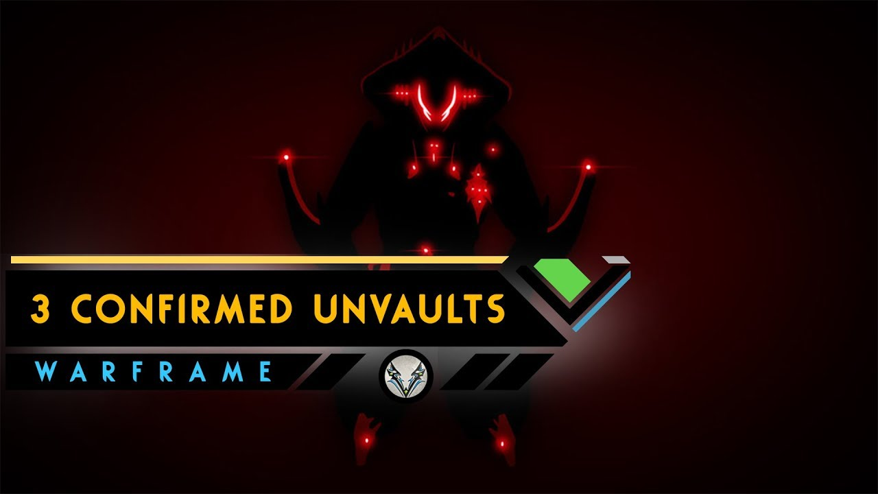 Warframe: Next 3 Confirmed Frames To Be Unvaulted - Prime Vaults