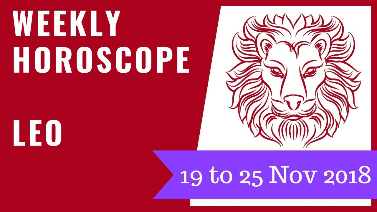 leo horoscope 25 november