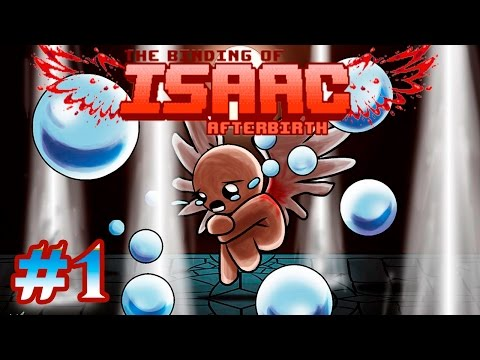Binding of Isaac Antibirth Файлы патч, демо, demo