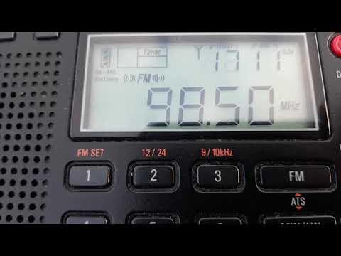 HITRADIO 98.5 MHz Oujda Morocco