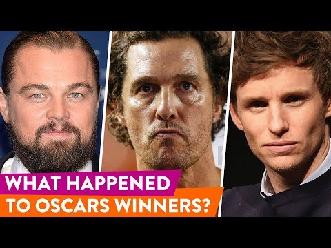 Oscar-winning Best Actors: Where Are They Now? | ⭐OSSA