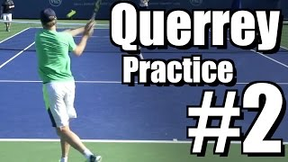 Sam Querrey | Forehand and Backhand #2 | Western & Southern Open 2014 thumbnail