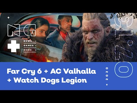 Far Cry 6, AC Valhalla, Watch Dogs Legion & More - IGN News Live - 07/13/2020