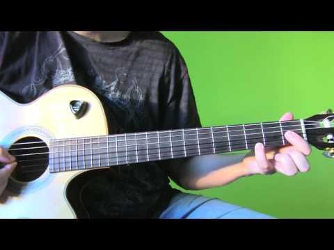 Lenny Kravitz - Believe In Me -  Guitar Solo Lesson Tutorial