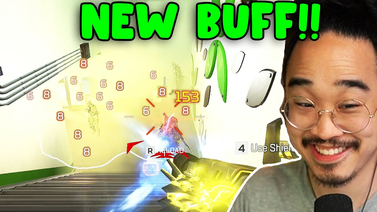 Download ex-Caustic main tries out the *NEW* BUFFED CAUSTIC!! (Season 10 Apex Legends)