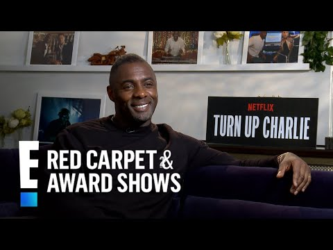 "Idris Elba Explains Why He Did ""Turn Up Charlie"" Show 