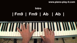Turning Tables Adele Piano Tutorial