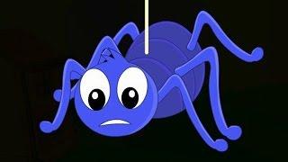 Инси-Винси паучок | Incy Wincy Spider