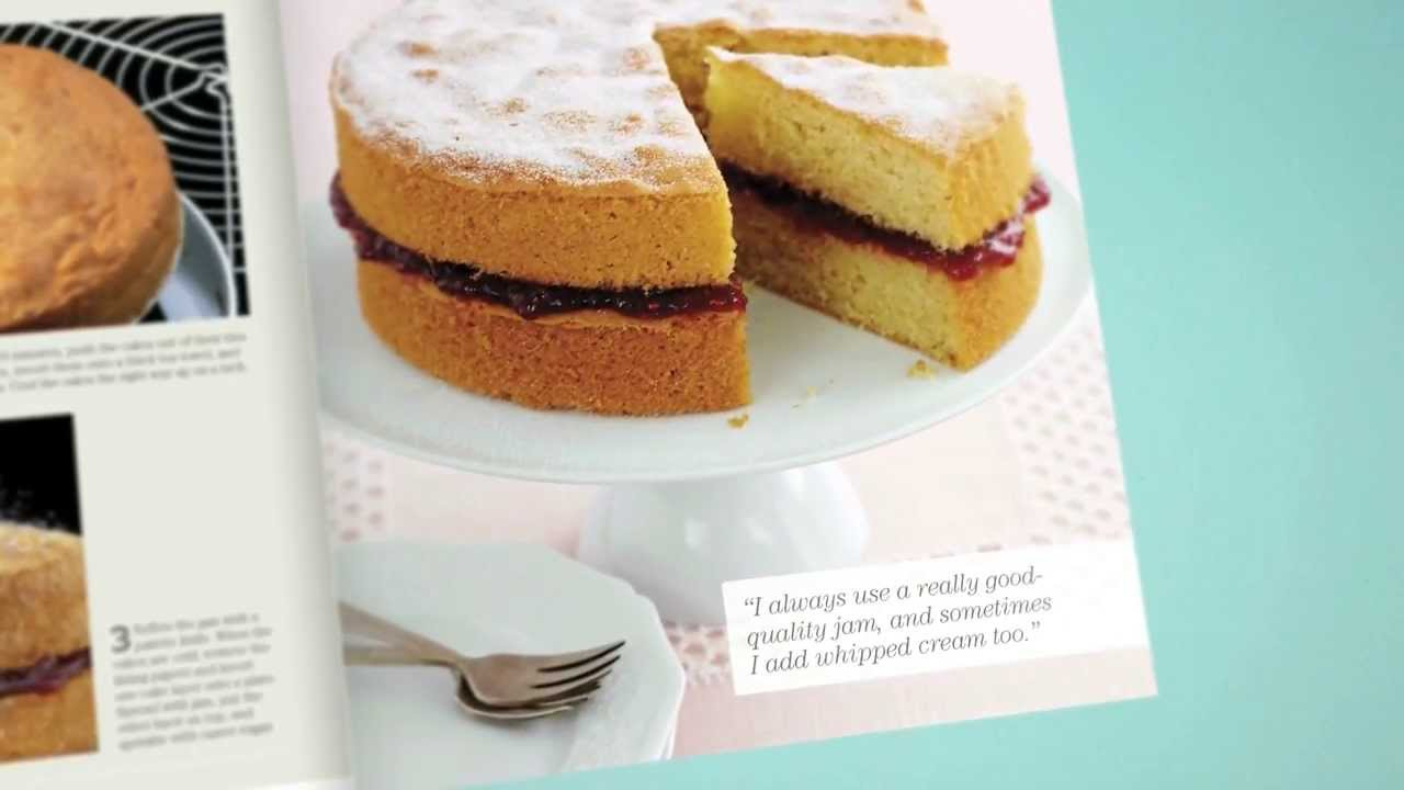 Mary Berry How To Make A Victoria Sandwich Cake Youtube