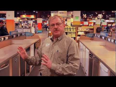 How to choose the right Dishwasher at Nebraska Furniture Mart