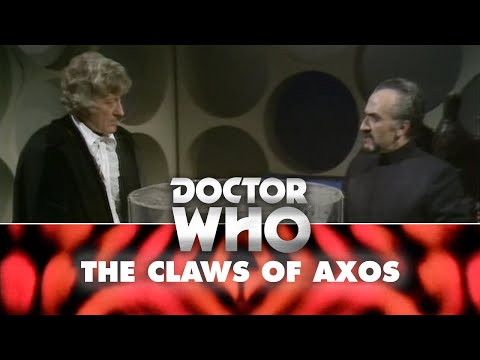 Doctor Who: The Doctor and Master join Axos - The Claws of Axos