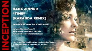[HD] Hans Zimmer - Time (Karanda Inception Remix)