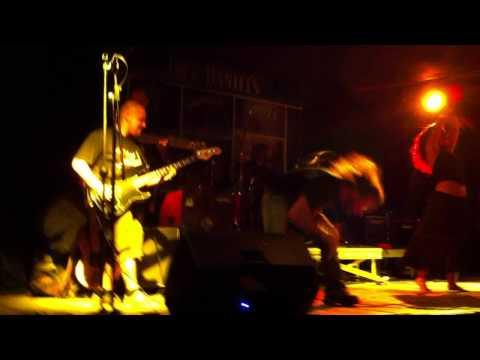 ANIMALI DI ZONA – tziganata LIVE @WALLA WALLA 09-08-2011