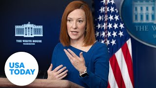 White House press briefing with Press Secretary Jen Psaki and Dr. Anthony Fauci | USA TODAY
